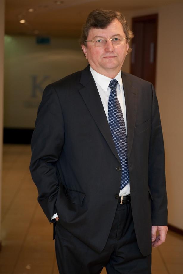Józef Król prezes Krajowej Rady Biegłych Rewidentów
