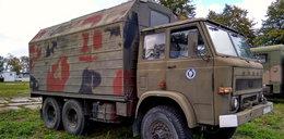 Armia sprzedaje wyposażenie. Na sprzedaż mobilna poczta czy most