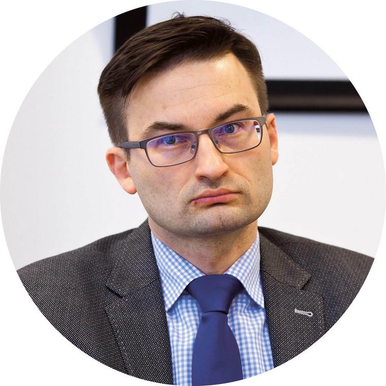 Tomasz Darkowski adwokat, były dyrektor departamentu legislacyjnego prawa karnego w Ministerstwie Sprawiedliwości, współautor projektu ustawy