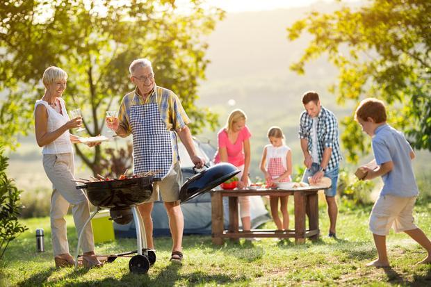 Rodzinny grill