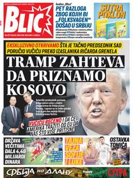 Naslovna strana za 23. 10.