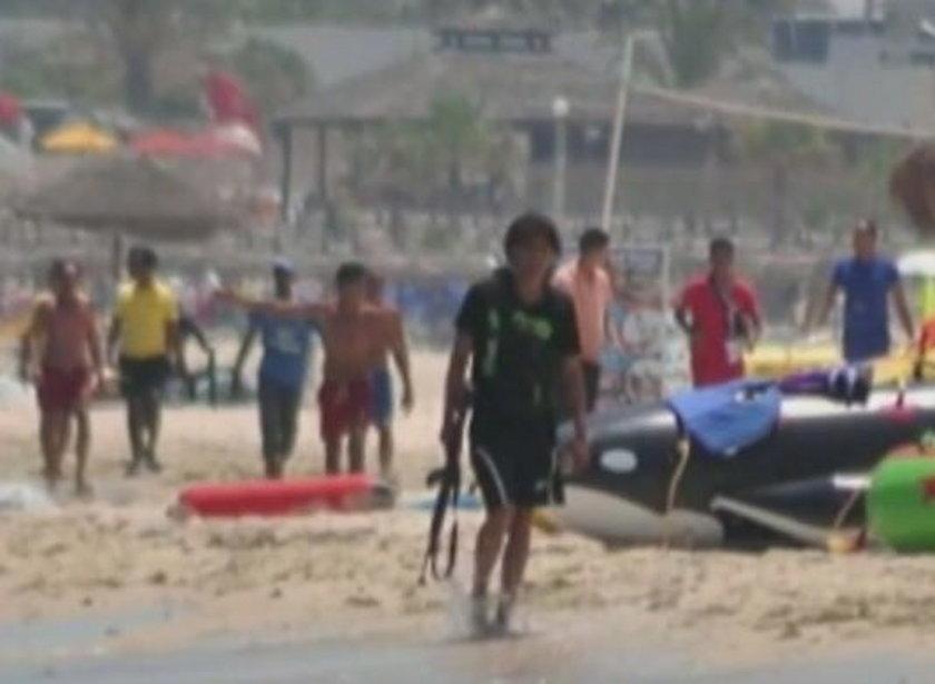 23-letni Amir Ben Hadj Hassine - zamachowiec z Tunezji