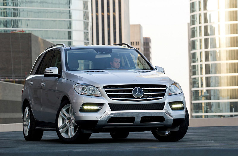 Nowy Mercedes-Benz ML