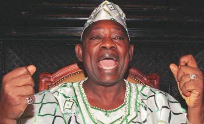 Chief M.K.O Abiola won the June 12, 1993 election that was annulled by military dictator IBB (Punch)
