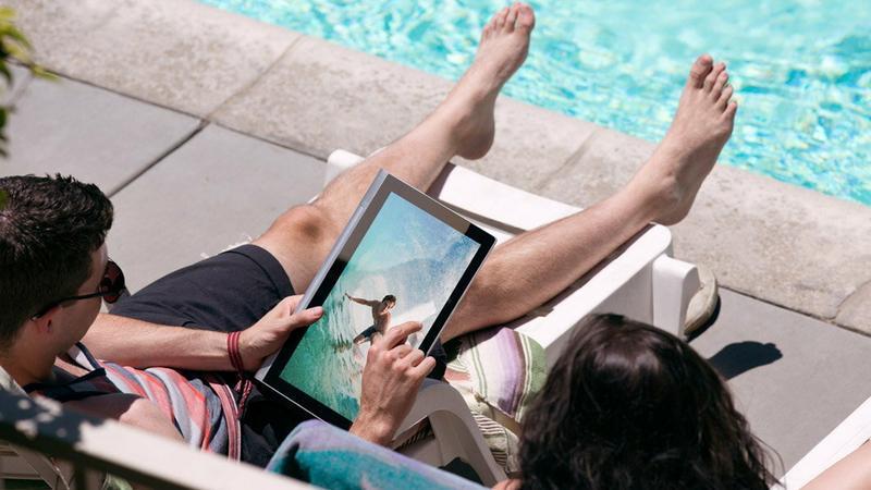 Wybieramy tablet na wakacje…