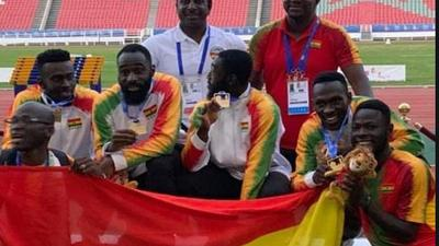 You can get a perfect score if you are proud of Ghana's achievement in Olympic Games