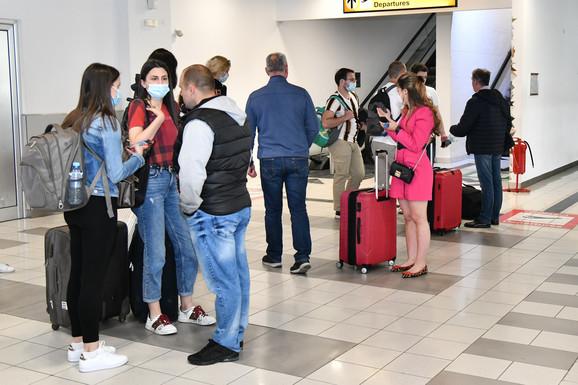dolazak studenata iz Crne Gore