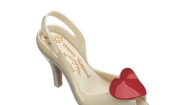 Walentynkowe buty dla bardzo odważnej