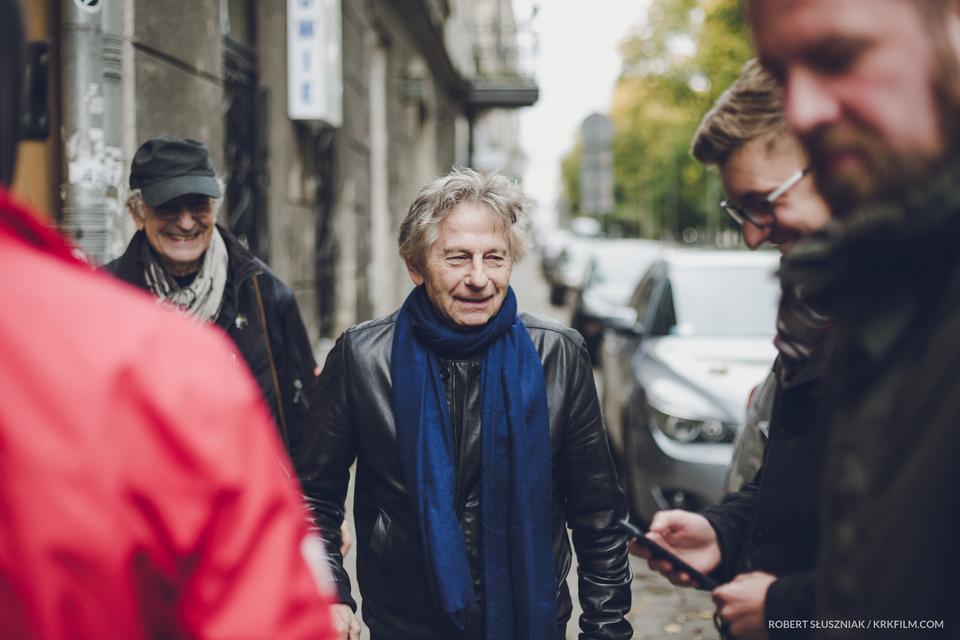 Roman Polański w Polsce. Ruszyły zdjęcia do filmu o zdobywcy Oscara (fot. Robert Słuszniak / krkfilm.com)