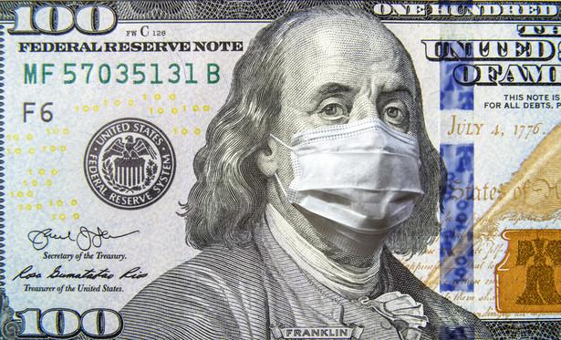 Koronawirus dolar kryzys