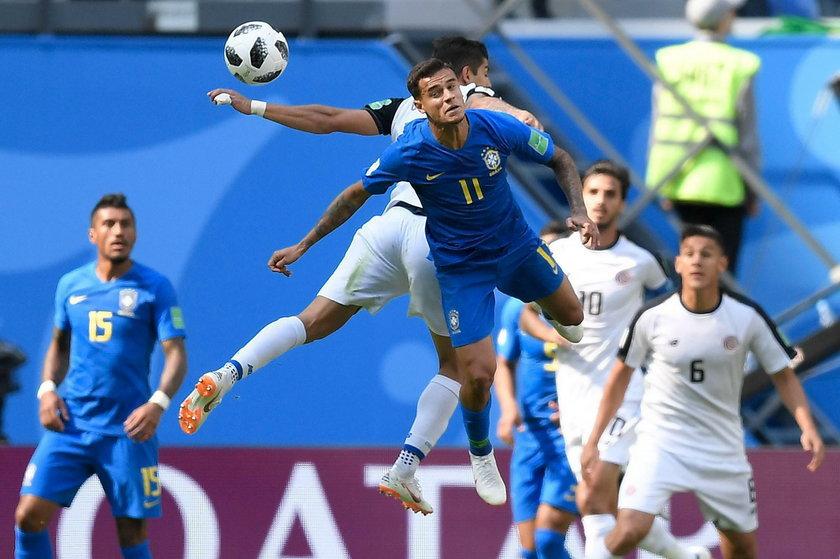 World Cup - Group E - Brazil vs Costa Rica