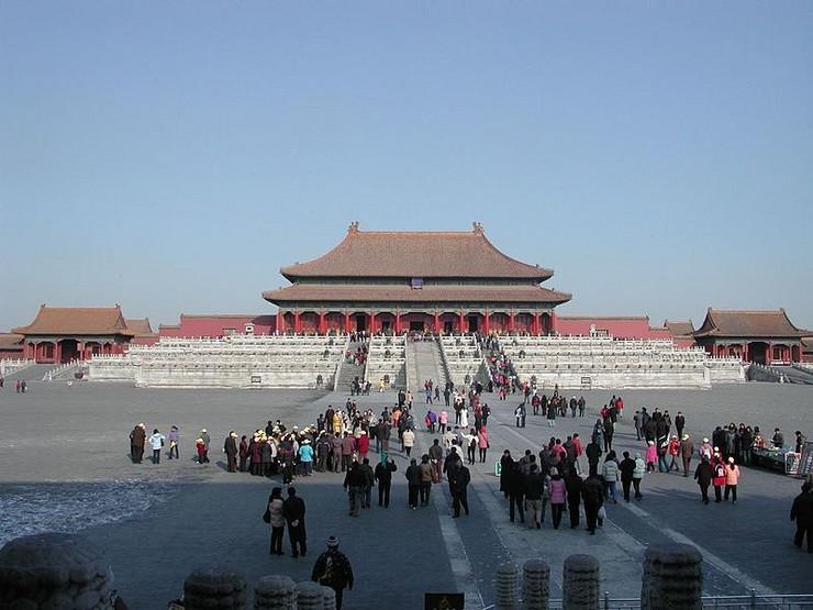 peking, zabranjeni grad
