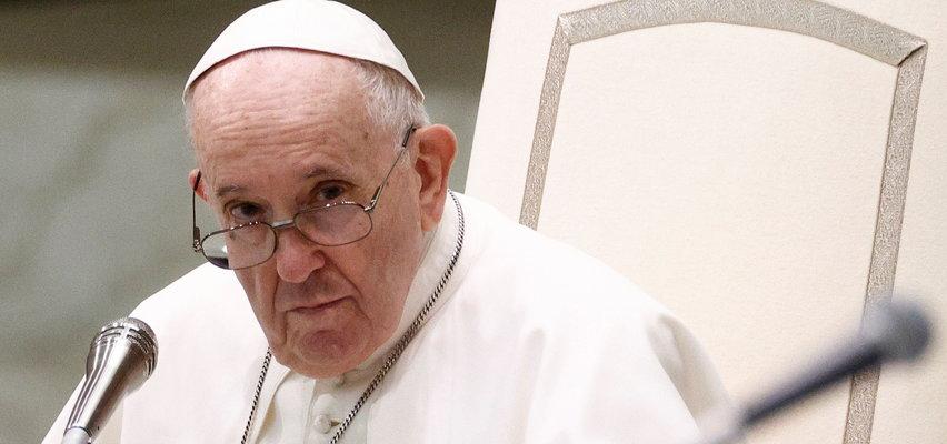 Papież Franciszek stanowczo:  Zaszczepienie się przeciw covid jest aktem miłości