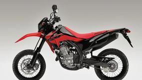 Honda CRF250M na zdjęciach