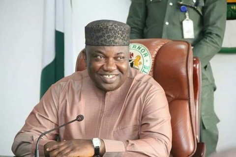 Ifeanyi Ugwuanyi has been re-elected as Enugu State governor