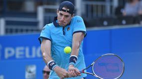 ATP w Newport: triumf Johna Isnera