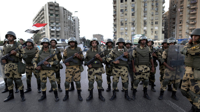 Egypt military power (NPR)