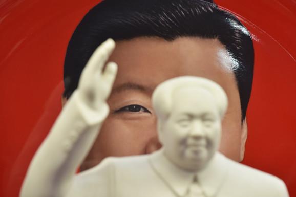 Jedini ko može da se meri sa Sijem jeste Mao Cedung