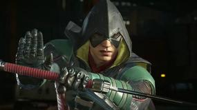 Injustice 2 - nowy gameplay z Robinem w roli głównej