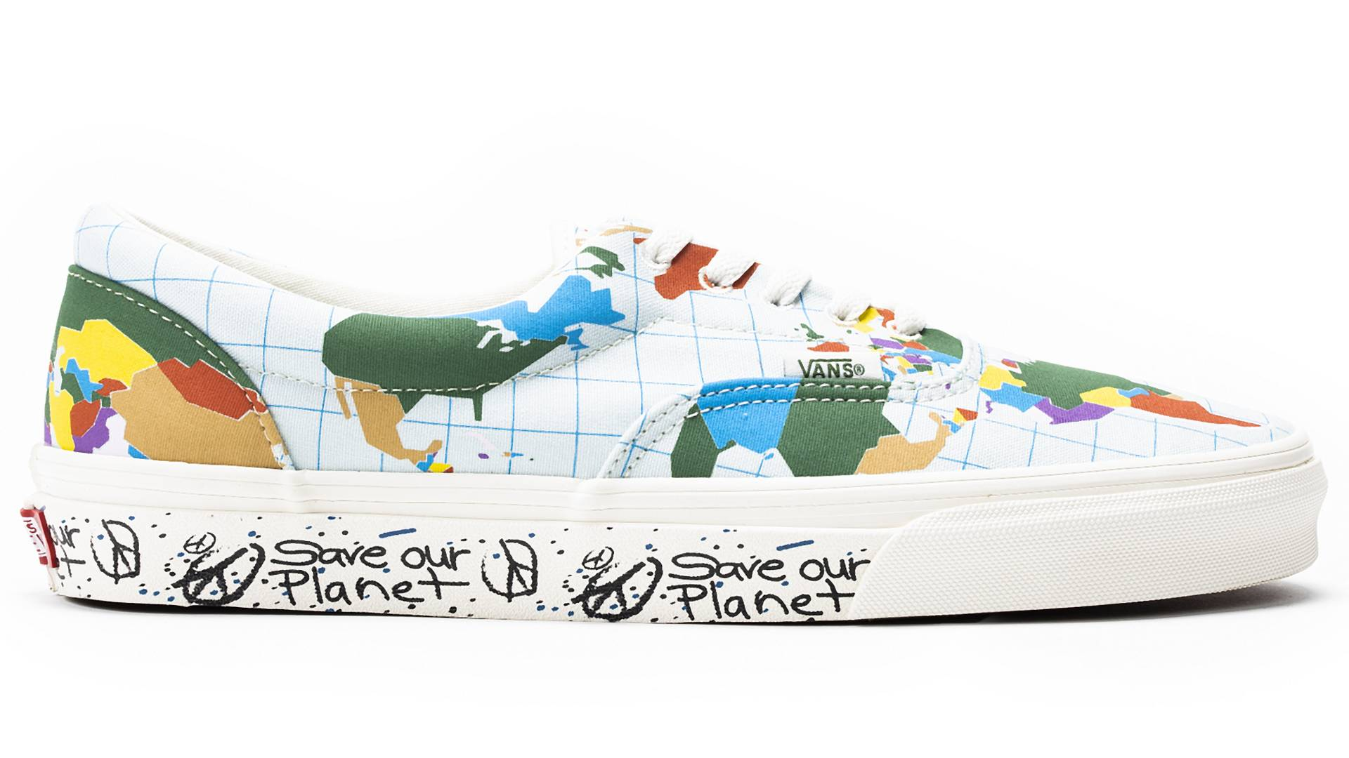 "Vans droppt ""Save Our Planet""-Kollektion"