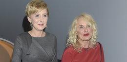 Agata Duda i Marta Kaczyńska u Englerta