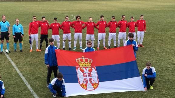 Kadetska fudbalska reprezentacija Srbije