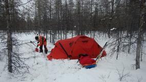 Vašek Sůra i Petr Horký spędzili noc w namiocie w temperaturze -40 stopni
