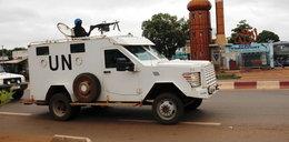 Konwój sił ONZ wjechał na minę. Zginęło dwóch żołnierzy