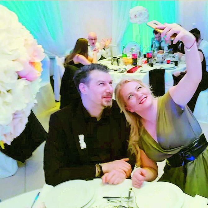 Aleksandra i Predrag Baukov