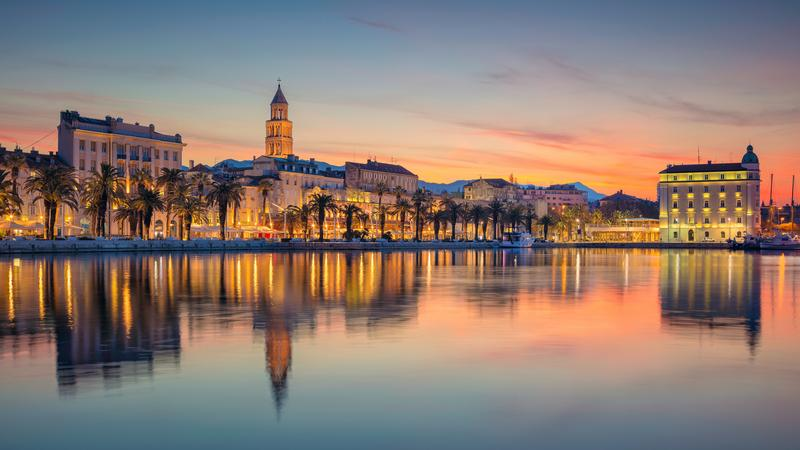 Split, Chorwacja