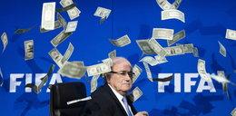FIFA zbankrutuje? Afera korupcyjna zjada jej finanse