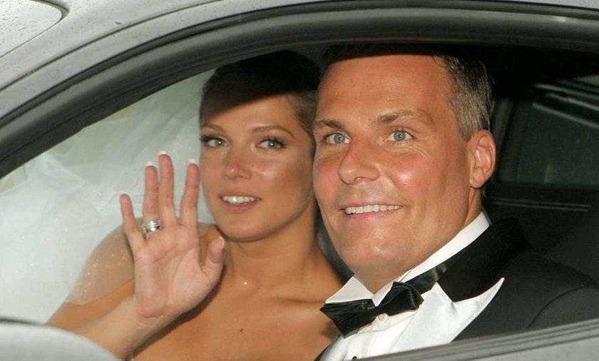 Wielka wtopa na ślubie Liszowskiej