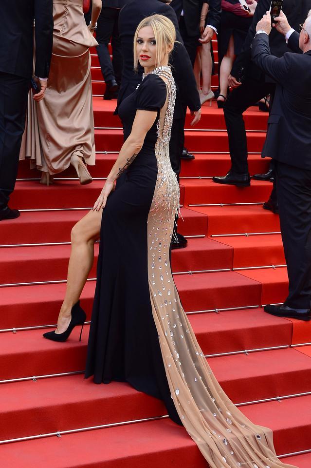 Doda w Cannes