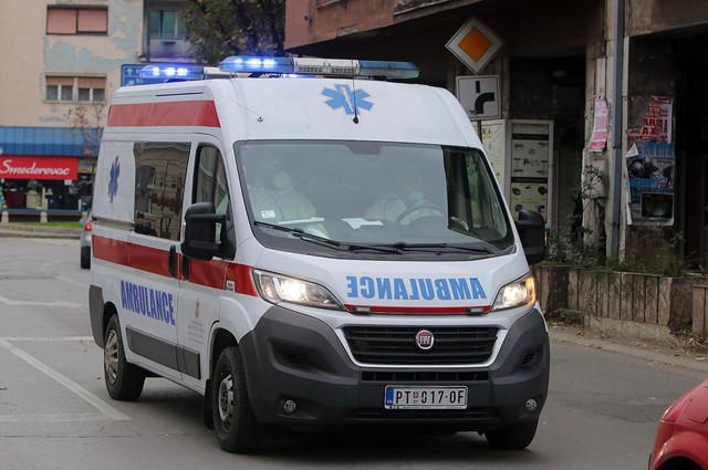 transport kovid pacijenata