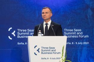 Szczyt Trójmorza w Sofii. Duda: Jesteśmy awangardą