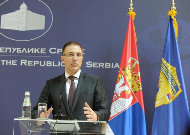 Stefanović: Počinje stroža kontrola granice sa Bugarskom i Makedonijom