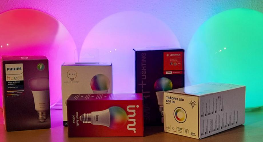 Hue & Co: 5 Zigbee-LED-RGBs mit E27-Sockel im Vergleich