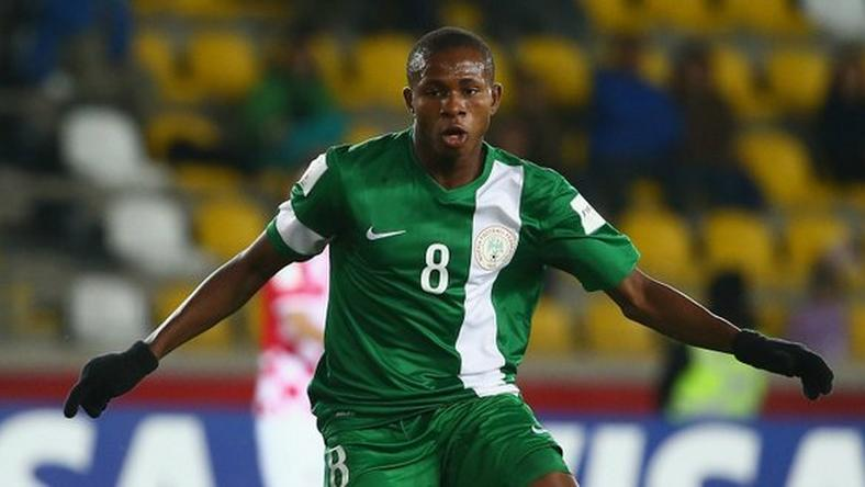 Samuel Chukwueze has been awarded the Bronze boot from the FIFA U-17 World Cup.