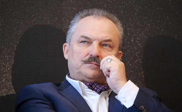 Marek Jakubiak jest wiceprzewodniczącym komisji śledczej ds. VAT.