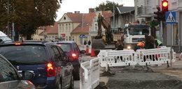 Dramat kierowców w Oliwie wciąż trwa!