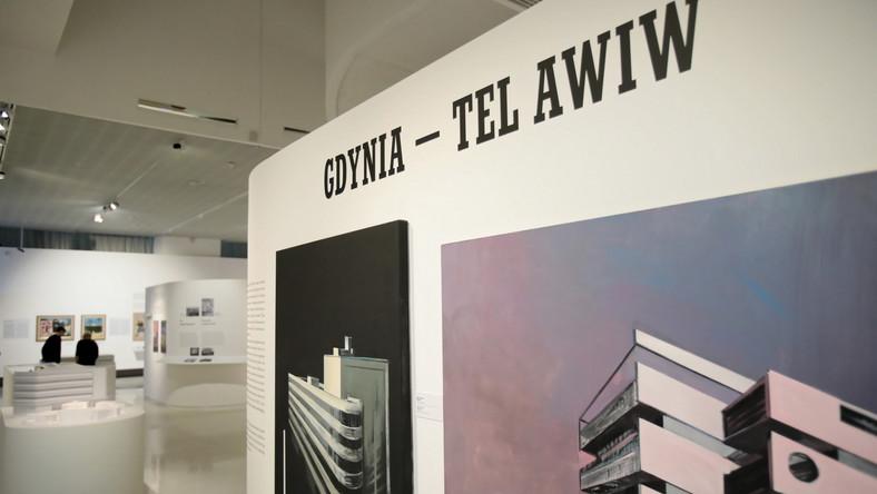 """Wystawa """"Gdynia-Tel Awiw"""""""