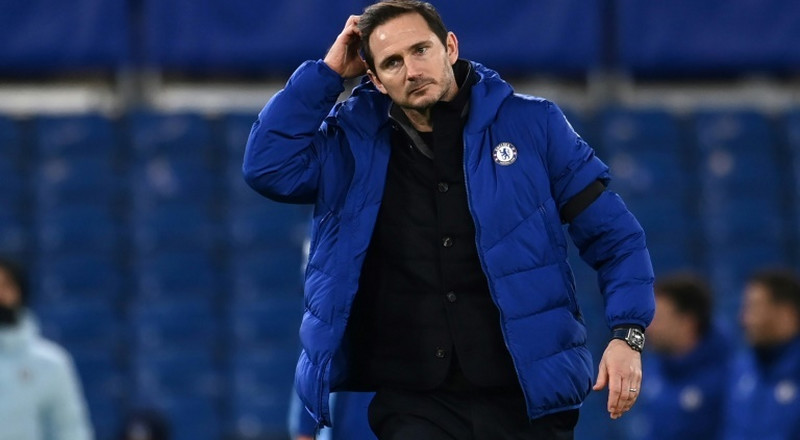 'I'm a fighter' insists under pressure Lampard