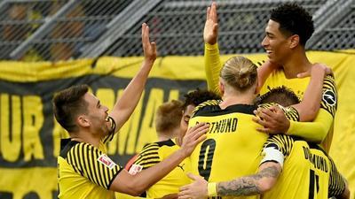 Mum's the word for Dortmund's rising England star Bellingham