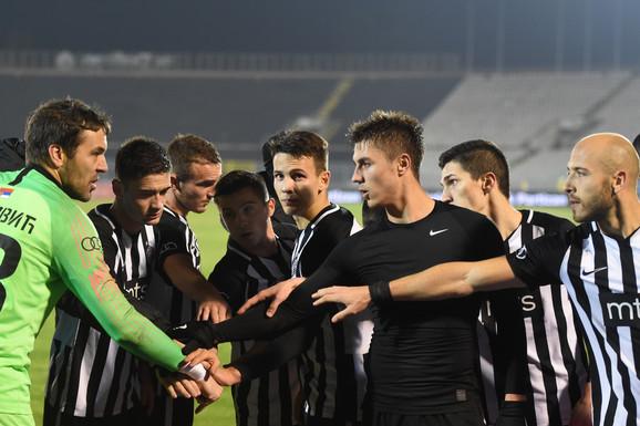 ŠOK ZA ŠOKOM Partizan juče dobio stadion, a sad mu država daje 15 MILIONA EVRA!