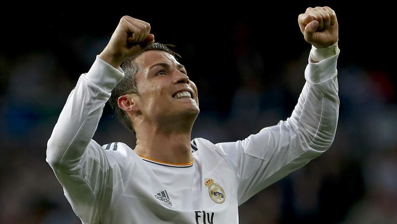 1. Cristiano Ronaldo - 148 mln euro