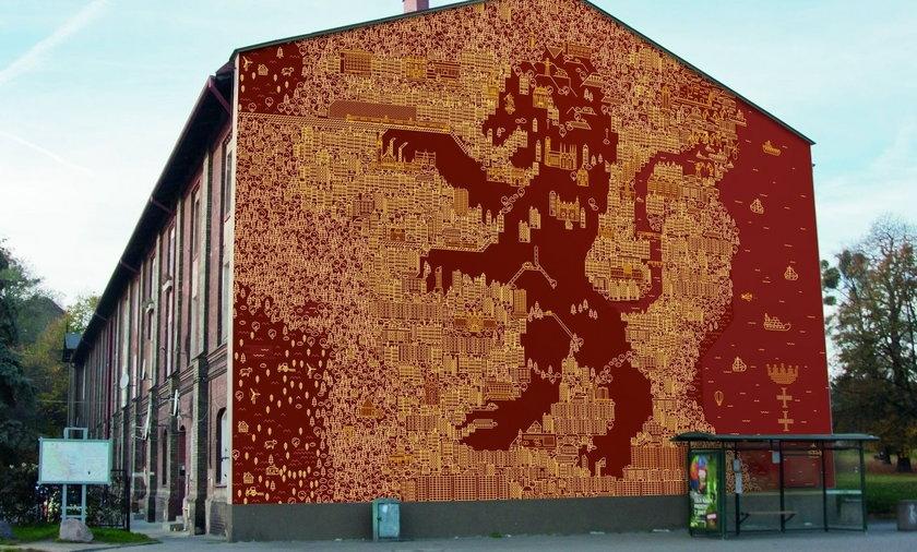 Zagłosuj na gdański mural