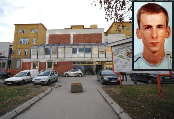 Utvrđivanje odgovornosti: Vladimir Vidanović i Klinika za gastroenterologiju