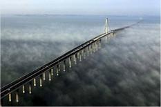 NAJDUŽI MOST NA SVETU Čudo arhitekture je dugačko 164 km, koštao je 73 milijardi evra, a pogled na njega je KAO IZ BAJKE (FOTO)