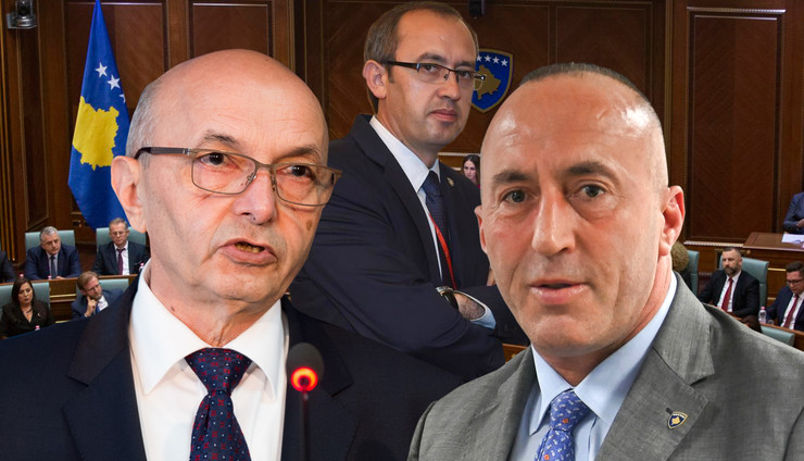 mustafa haradinaj hoti RAS Tanjug AP, Profimedia, Aleksandar Dimitrijevic