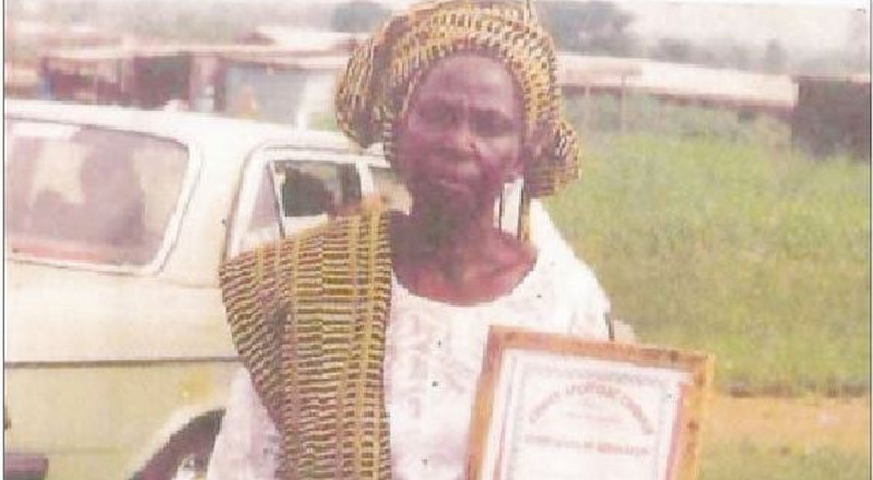 85-yr-old woman missing after church service in Ondo